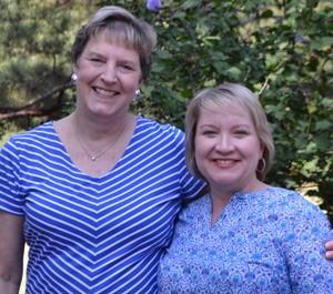 Mary Lee Bailey & Jane Hardin