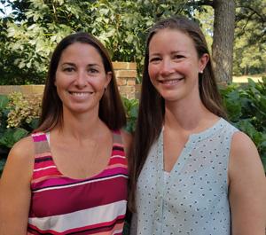 Stephanie Miller & Christine Johnson 2 day 2's
