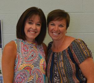 Dawn Perkins & Jodie Dixon - Kindergarten