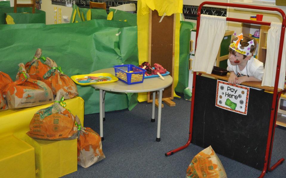 Carnival Fun at Duke Memorial Weekday School - Preschool, Pre-K and Kindergarten in Durham, NC