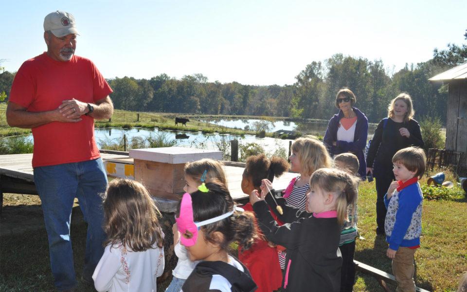 Fun on the Farm with Duke Memorial Weekday School - Durham NC